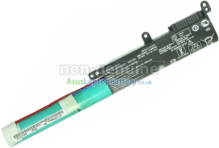 Battery for Asus A31N1601 laptop