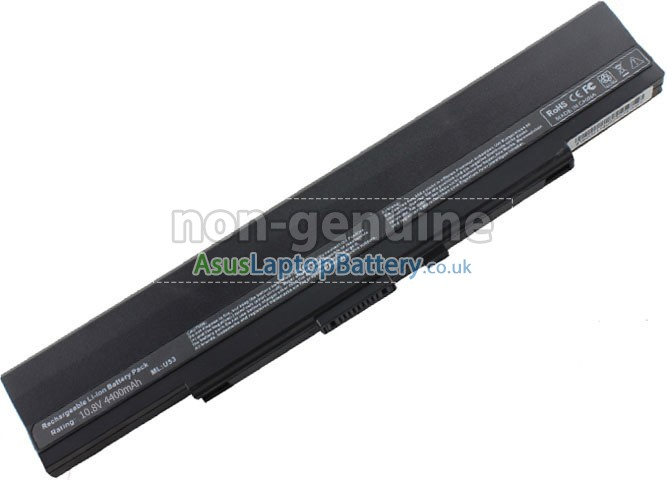 replacement Asus A32-U53 battery