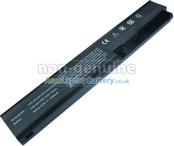 replacement Asus X301KB815A battery