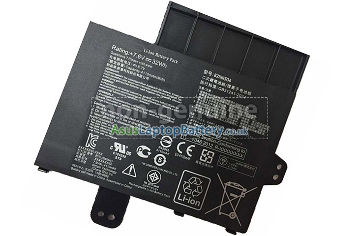 Battery for Asus 0B200-01430600 laptop