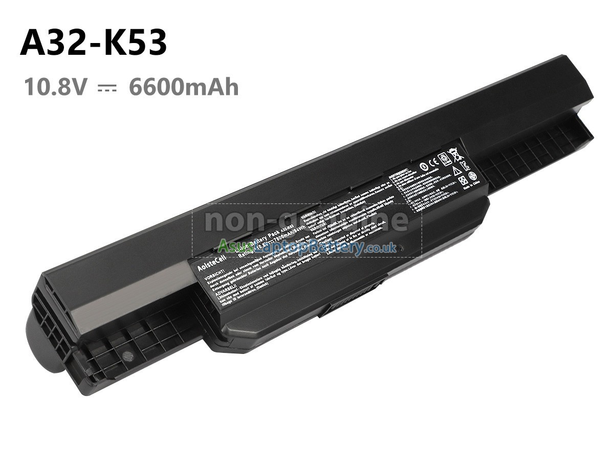 replacement Asus X84EB94HR-SL battery