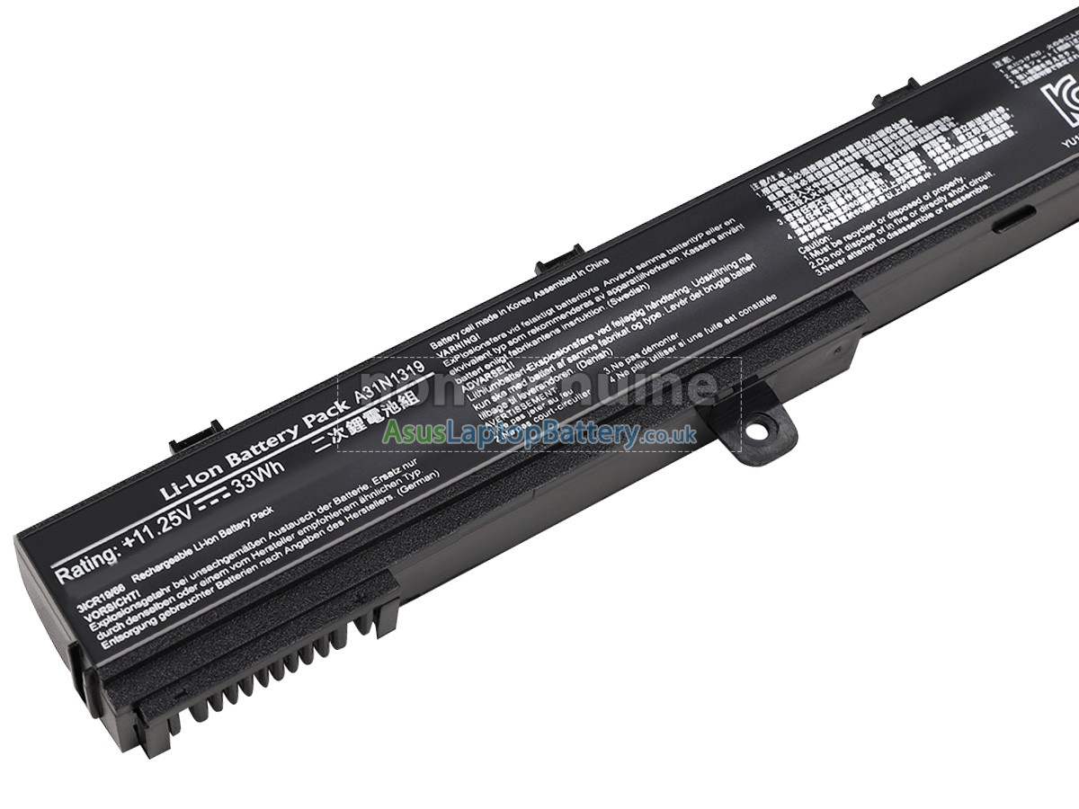 replacement Asus X451 battery