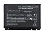 Battery for Asus F82